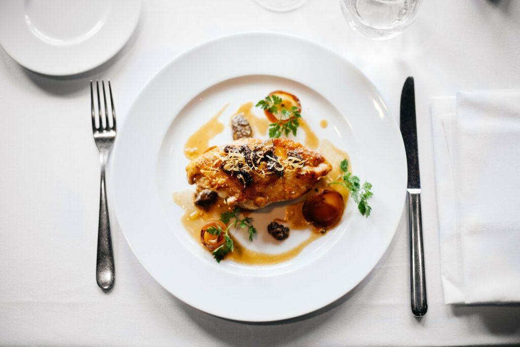 Nicolas d'Haese - Business lunch et autres repas d'entreprise